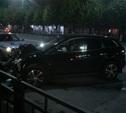 Водителя Mazda CX-7, въехавшего в ВАЗ, увезли с места ДТП на скорой