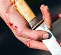 Вооруженная ножом пара напала на жителя Новомосковска