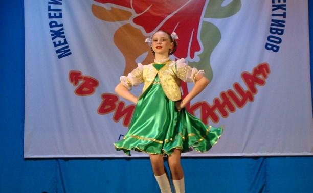 Тульский танцевальный коллектив «Пульс» удачно дебютировал в конкурсе «В вихре танца»