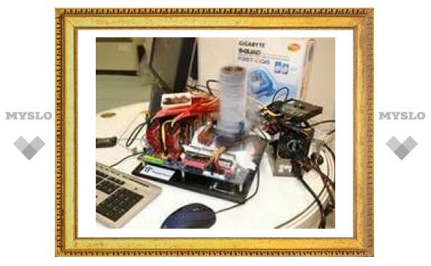 Участник Computex чуть не побил мировой рекорд разгона процессоров