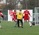 Полным ходом идет розыгрыш Кубка «Слободы» по мини-футболу