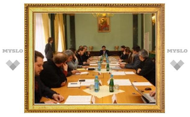 Состоялось заседание Коллегии Синодального информационного отдела