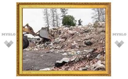 В Туле построят завод переработки отходов