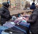 В Пролетарском районе Тулы разогнали уличных торговцев
