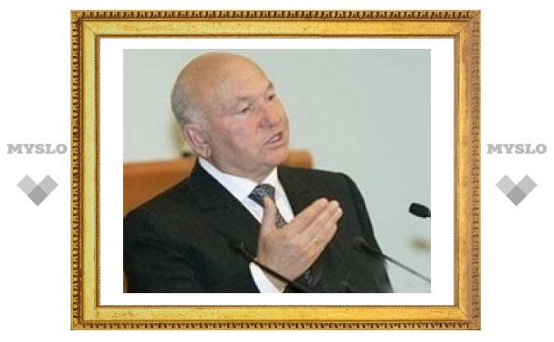 Тбилиси может объявить Юрия Лужкова персоной нон грата
