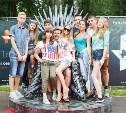 В Тулу привезли Железный трон из «Игры Престолов»
