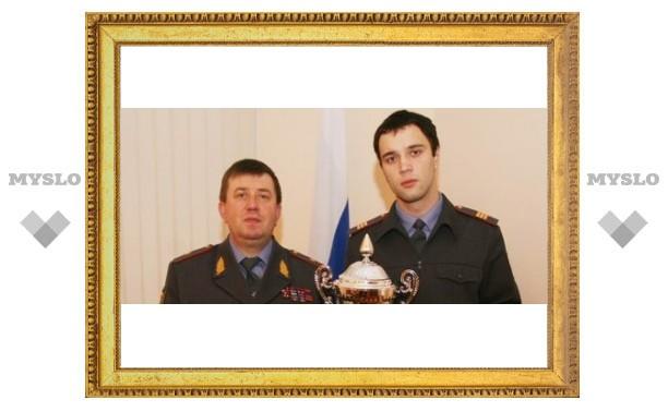 Тульский милиционер – чемпион мира