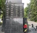 Новые имена высекли на мемориале на Косой Горе