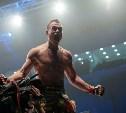 Тульский боец Алексей Махно отметился на «Битве героев»