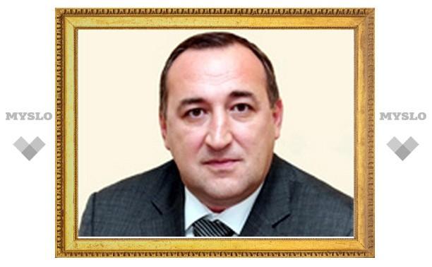 В отношении тульского депутата возбуждено уголовное дело