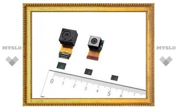 Развитие производства матриц для фотоаппаратов обойдется Sony в миллиард долларов