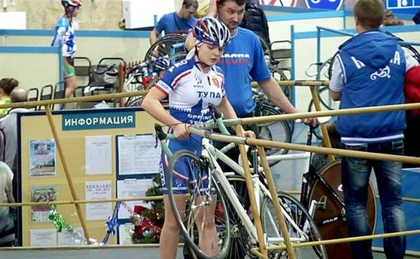 Тульские велосипедистки отличились на первенстве России