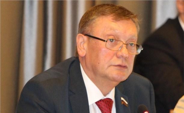 Сергей Харитонов выразил соболезнования по поводу гибели людей в авиакатастрофе в Ростовской области