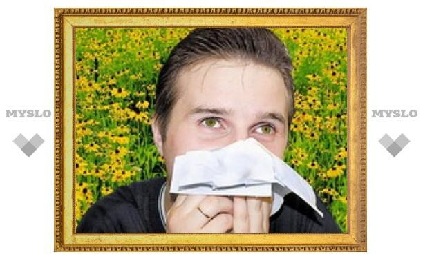 """Медики разгадали механизм """"запуска"""" астмы и аллергии"""