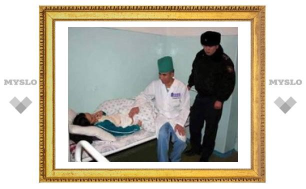 Приступ ревности в Тульской области привел к поножовщине