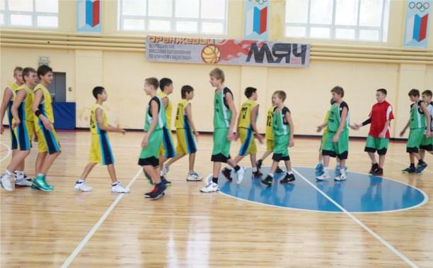 Тульские баскетболисты заняли весь пьедестал на первенстве области