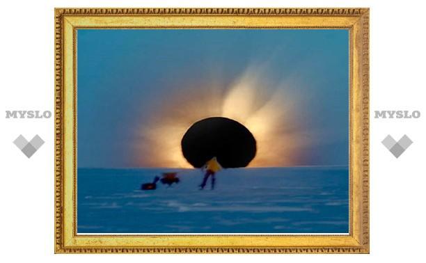 Туляков ждет солнечное затмение