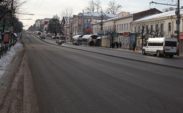 Какие улицы отремонтируют в Туле в 2015 году
