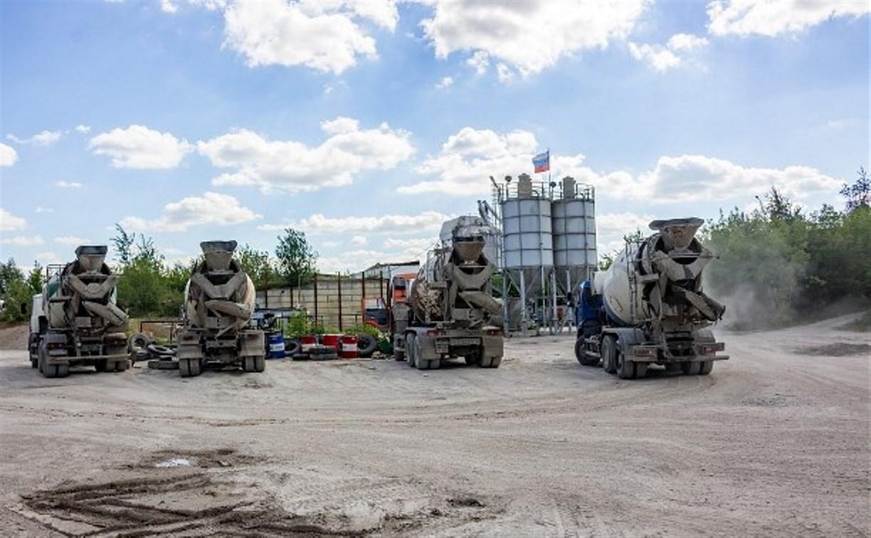 Бетон завод в тульской области затирочные машины по бетону купить в воронеже