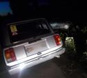 Водитель ВАЗ-2111 устроил ДТП и скрылся