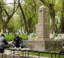 В Богородицке ко Дню Победы обновили воинский мемориал: фоторепортаж