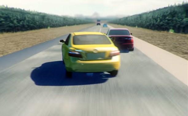 ГИБДД опубликовала видеозаписи примеров опасного вождения