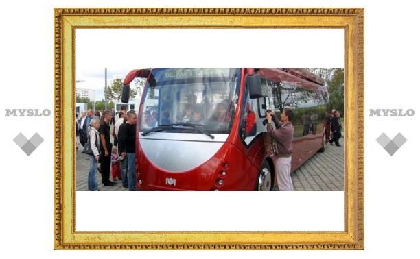 В Тулу купят еще 50 троллейбусов и трамваев