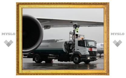 В России вновь вырастут цены на авиатопливо