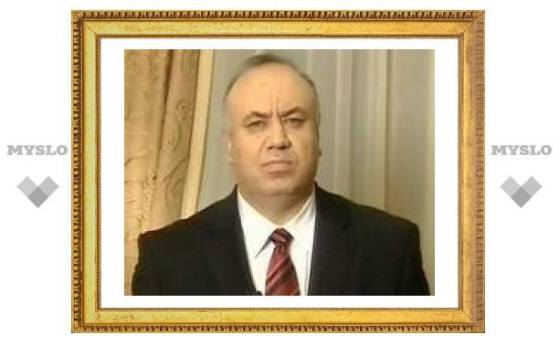 Глава МВД Украины Василий Цушко перевезен в Германию