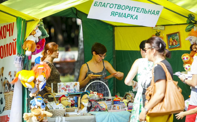 В Туле проходит благотворительный фестиваль помощи животным