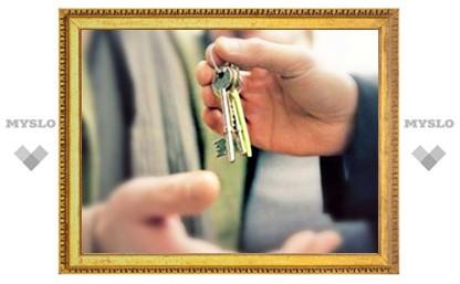 Прокуратура отсудила у тульских властей 62 квартиры
