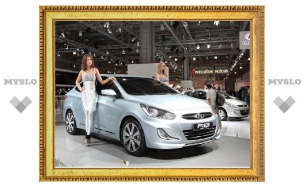 Компания Hyundai представила новую модель для России