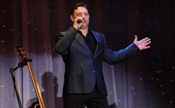 Солист Тульской филармонии Сергей Лукьянчиков отметил юбилей творческой деятельности
