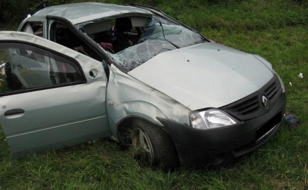 В аварии на  М-4 «Дон» пострадали три ребенка