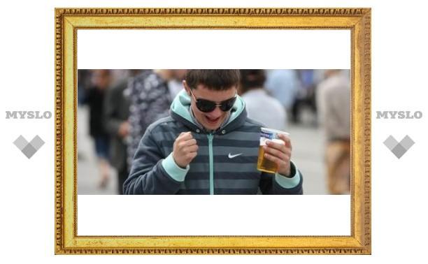 Как туляки отдыхают на фестивале пива