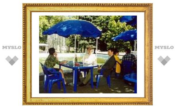 В Туле началась проверка летних кафе