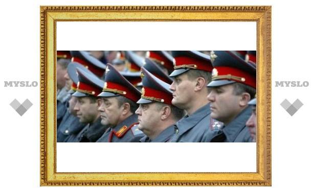 В милиции Новомосковска новый начальник
