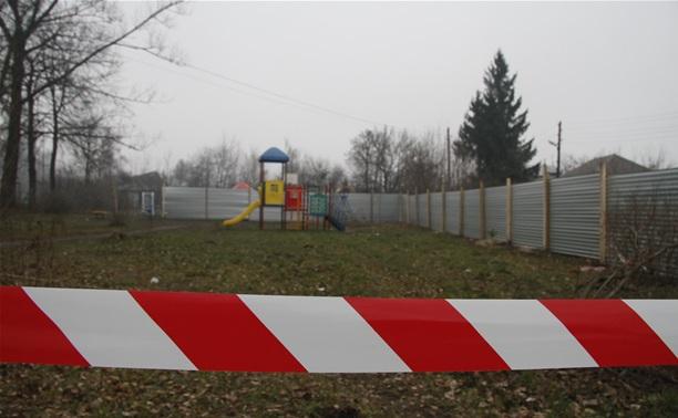 Детей поселка Первый Западный оставляют без детской площадки?