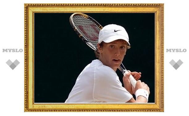 Тульский теннисист будет биться за 1,5 миллиона долларов