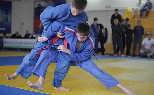 Тульские дзюдоисты определили чемпионов области