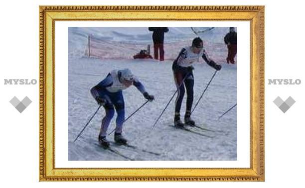 Кадеты-десантники освоили лыжи