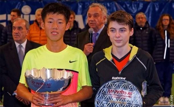 Тульский теннисист Тимофей Скатов – призёр турнира во Франции