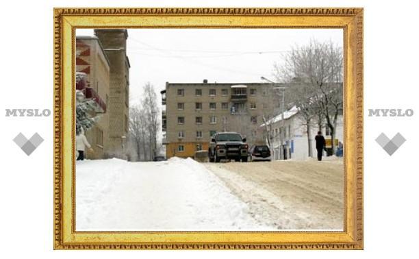Две тысячи валдайцев остались без тепла в 25-градусный мороз