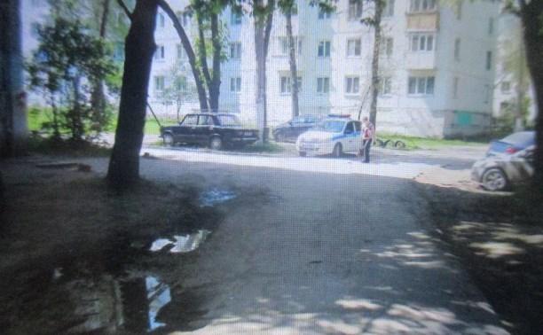 В Новомосковске неизвестный водитель сбил подростка и скрылся с места ДТП
