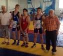 Борцы Тульской области завоевали три медали в Анапе
