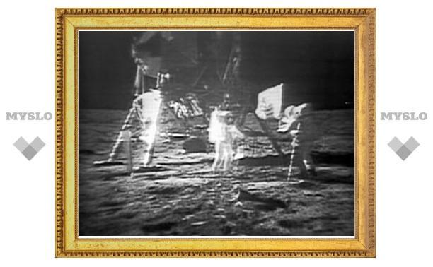 Спустя 40 лет NASA дали телепремию Emmy за трансляцию высадки на Луну
