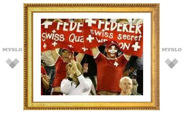 Роже Федерер побил 30-летний теннисный рекорд