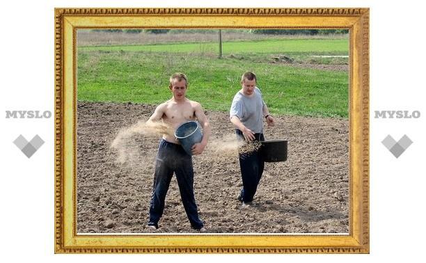 В Тульской области готовятся к посевной