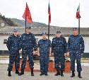 Глава тульского УМВД Сергей Галкин посетил полицейских, несущих службу на Северном Кавказе