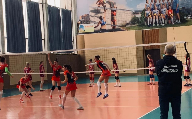 Тульские юные волейболистки завоевали золото на всероссийских соревнованиях